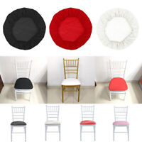 1PC Elastic Stretch Slipcovers Short Dining Room Chair Seat Cover Party Home