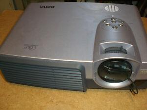 BenQ PB8120 DLP Pro Projector, 720p 1080i 480p Home Cinema Theater - Make Offer!