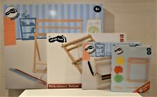 LEGLER WOODEN TAKE APART Or FIXED MAXI DELUXE STANDARD Or MIRA WEAVING LOOM TOYS