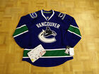 NWT Vancouver Canucks NHL Reebok Authentic Edge Hockey Men Jersey 52