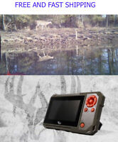 Wildgame Innovations Trail Camera Pad Swipe SD Card Viewer for Game Cameras NEW