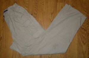 5.11 Tactical Series Pants 74273 Khaki W32/34L Police/Sheriff/Law Enforcement
