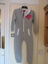 SALE NEW GREY ALL IN ONE- LOUIS TOMLINSON DIRECTIONER PRINTED IN PINK. SIZE 9/10