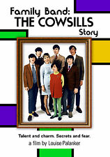 Family Band: The Cowsills Story 2 DVD Set  NEW~!!