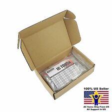 50value 100pcs 1W Metal Film Resistor +/-1% Assortment Kit US Seller KITB0133