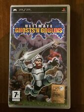 ULTIMATE GHOSTS' N GOBLINS PSP