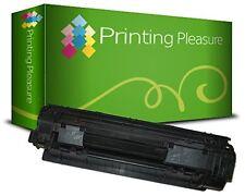1 Black Remanufactured Toner Cartridge 712-912 For i-SENSYS LBP-3018 3108 3050
