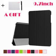 "Leather Auto Sleep Case Cover For Asus ZenPad Z10 ZT500KL 4G LTE 9.7"" Tablet LOT"