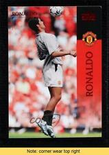 2003 Upper Deck Manchester United Cristiano Ronaldo #14 READ