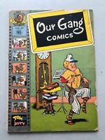 Our Gang Comics (1943 Dell) #35 FN Fine