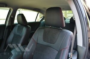 seat covers set for HONDA ACCORD 9 (2013+) leather premium personal style