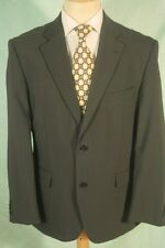 Two Button Regular Striped 34L Suits & Tailoring for Men