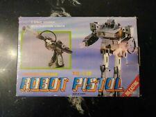 Rare! Vintage Radio Shack, Transformer robot shockwave Shackwave figure with box