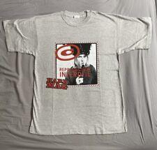 Vintage Kurt Cobain T Shirt 90s Nirvana Promo Shirt Large