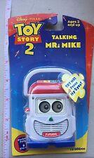 Disney Pixar Toy Story 2 Talking Mr. Mike Pocket Pal