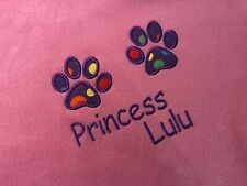 Personalized Dog Blanket - Perfect Gift Idea!
