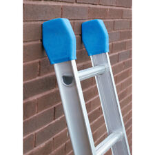 Werner Extension-Ladder Bumper Mitt Scuff Wall Protector Blue End-Cap Cover Boot