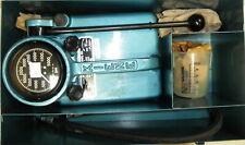 Kiene Fuel Injector Nozzle Tester DT-1300 DT-4190 Case 4910-00-910-6666