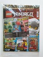 Lego®Ninjago Legacy  Nr.6 mit Lloyd vs.Stone Warrior  NEU ,OVP