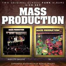 Mass Production - In A City Groove / '83 NEW CD