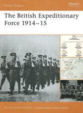 OSPREY BATTLE ORDERS 16 BRITISH EXPEDITIONARY FORCE 1914-15 WW1 NEUVE CHAPELLE