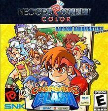 SNK vs. Capcom: Card Fighters' Clash -- Capcom Version (NeoGeo Pocket Color, 1999)
