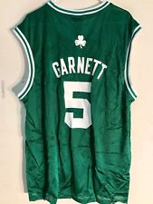 Adidas NBA Jersey Boston Celtics Kevin Garnett Green sz XL