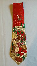 Breite Herren-Krawatten & -Fliegen (weniger als 148 cm) Kurz in aus Polyester
