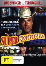 SUPER SNOOPER - BUD SPENCER & T HILL - NEW DVD