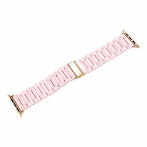 Ceramic Strap for Apple Watch Series 6 5 4 3 Band iWatch 44/40/42/38mm Bracelet