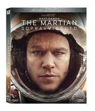 THE MARTIAN - SOPRAVVISSUTO (BLU-RAY 3D) - CON MATT DAMON
