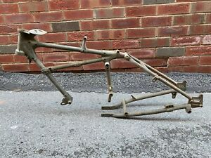VTG Indian Sport Scout Frame Rigid Rear Section Motorcycle
