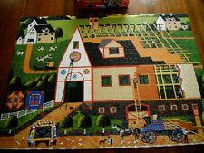 San Diego Old Town Market Puzzle 1000 Pcs Complete