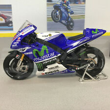 Yamaha Lorenzo NO99 MotoGP 1:10 Scale Die-Cast Model Motorcycle Bike