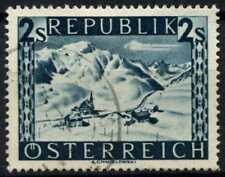 Austria 1945-7 SG#953, 2s Deep Bluish Green Used #D60491