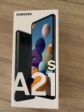 Smartphone Handy Samsung A21s Galaxy 32GB Schwarz NEU & OVP