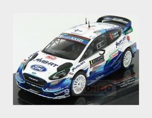 Ford Fiesta WRC #4 Rally Monte Carlo 2020 Lappi Fern IXO 1:43 RAM746