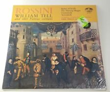 Rossini - William Tell and Other Famous Overtures LP 1959/1980 Allegro, Sealed