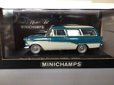 MINICHAMPS 1:43 Opel Rekord P2 Caravan 1958-1960 430043214
