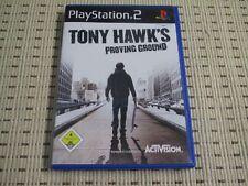 Tony Hawk 's Proving Ground para PlayStation 2 ps2 PS 2 * embalaje original *