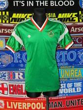 5/5 Ireland (Eire) L 1986 ultra rare MINT football shirt jersey trikot soccer