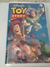 Toy Story (VHS, 1996) Disney Clam Shell Case