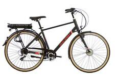 """Raleigh Array Electric City Bike 2016 19"""" Black/Red - Repaired, Cosmetic Damage"""