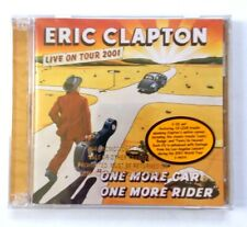 Eric Clapton One More Car One More Rider Live on Tour 2001 Not for Resale Promo