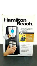 Hamilton Beach BrewStation Deluxe 47455E 12 Cup Dispensing Coffeemaker