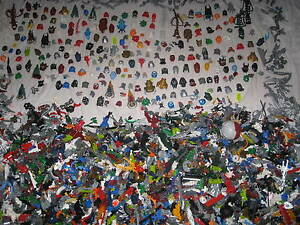 LEGO BIONICLE 500g Parts & Pieces Assorted Random Various Lot 0.5KG