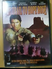 The Trail to Hope Rose (DVD, 2005) Lou Diamon Philips Ernest Borgnine