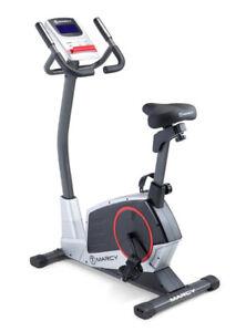 Marcy ME-702 Regenerating Magnetic Upright Exercise Bike - RRP £399