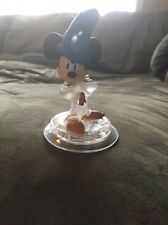 Disney Infinity Sorcerer's Apprentice Mickey, Transparent Base, Never Used