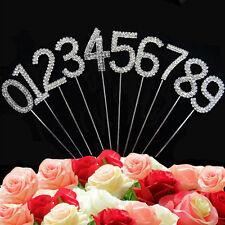Diamantes De Imitación STRASS Gemas Pastel Escoge Decoración Cumpleaños